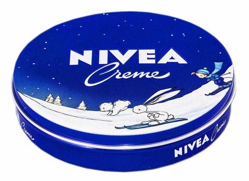 Nivea Крем універсальний 75 мл 1 баночка металева