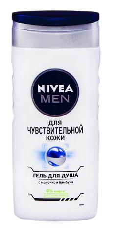 Nivea Гель для душу для чутливої шкіри Сенсетів 250 мл 1 флакон