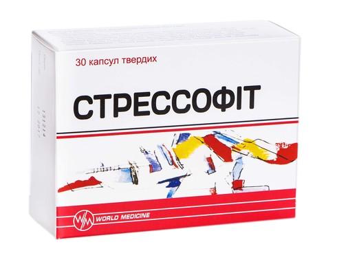 Стрессофіт капсули 30 шт