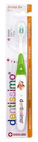 Dentissimo Junior Soft Зубна щітка з м'якою щетиною для дітей від 6 років 1 шт