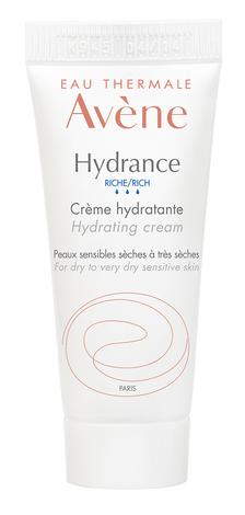 Avene Hydrance Rich Крем зволожувальний для сухої та дуже сухої чутливої шкіри 40 мл 1 туба