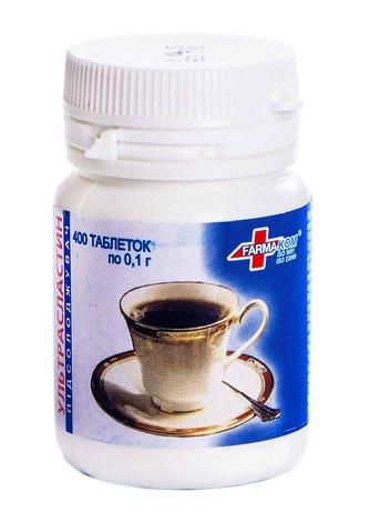 Ультрасластин таблетки 100 мг 400 шт