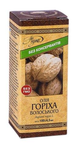 Аннушка Олія горіха волоського олія 100 мл 1 флакон