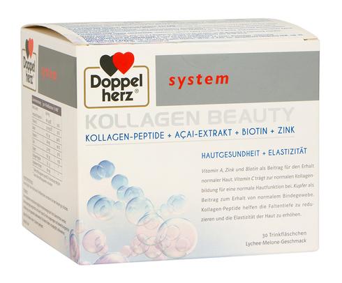 Doppel herz System Колаген Б'юті розчин 25 мл 30 флаконів