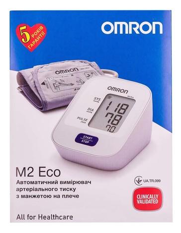 Omron M2 Eco Тонометр автоматичний 1 шт