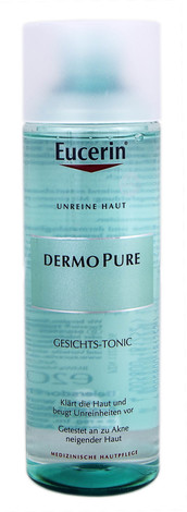 Eucerin DermoPure Тонік очищуючий для проблемної шкіри 200 мл 1 флакон