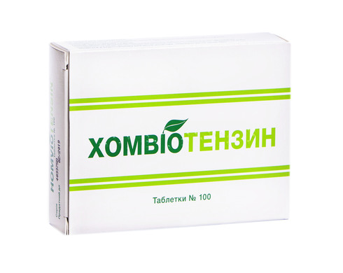 Хомвіотензин таблетки 100 шт