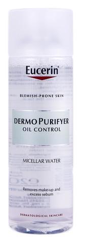 Eucerin DermoPurifyer Розчин міцелярний для проблемної шкіри 200 мл 1 флакон
