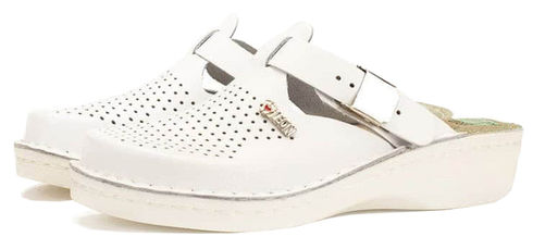 Leon V260 Медичне взуття жіноче білого кольору 39 розмір 1 пара