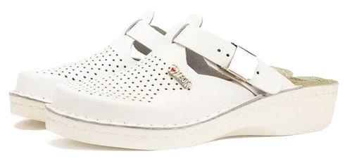 Leon V260 Медичне взуття жіноче білого кольору 40 розмір 1 пара