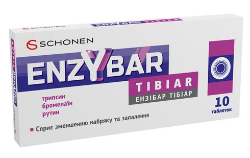 Ензібар Тібіар таблетки 10 шт