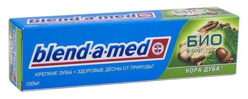 Blend-a-med Зубна паста Біо-фтор кора дуба 100 мл 1 туба
