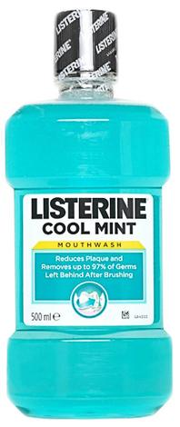 Listerine Expert Ополіскувач для ротової порожнини Захист ясен 500 мл 1 флакон