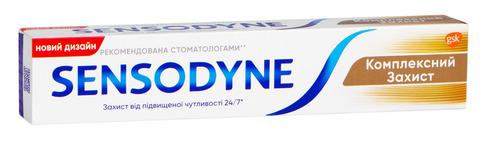 Sensodyne Зубна паста Комплексний захист 75 мл 1 туба