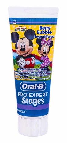 Oral-B Pro-Expert Stages Зубна паста для дітей Ягідний вибух 75 мл 1 туба