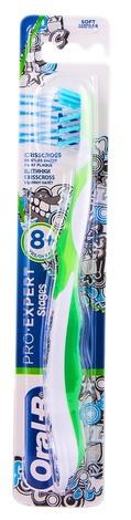 Oral-B Pro-Expert Stages Зубна щітка дитяча від 8 років м'яка 1 шт