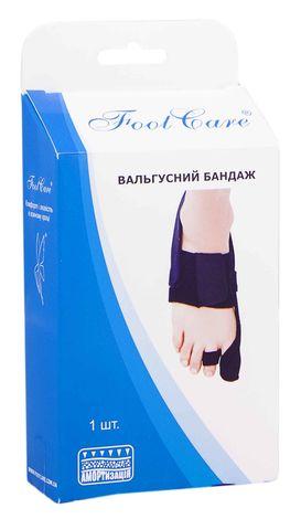 Foot Care SМ-01 Бандаж денний вальгусний 1 шт