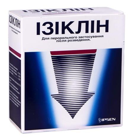 Ізіклін концентрат для орального розчину 176 мл 2 флакон