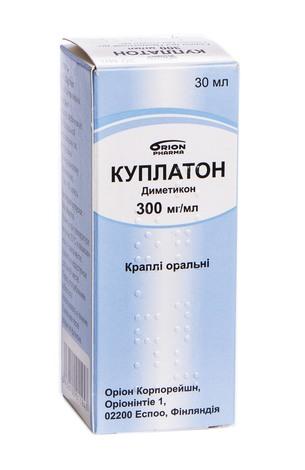 Куплатон краплі оральні 300 мг/мл 30 мл 1 флакон