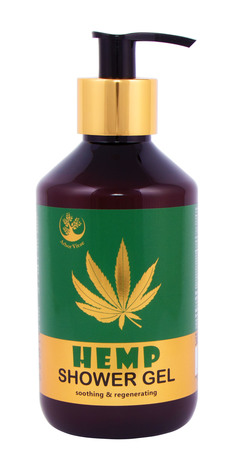 Arbor Vitae Hemp Гель для душу з екстрактом насіння коноплі 200 мл 1 флакон