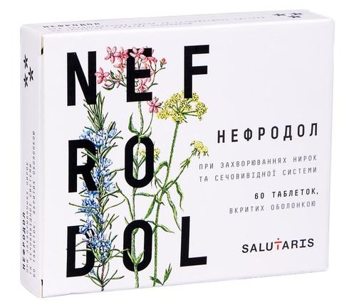 Нефродол таблетки 60 шт