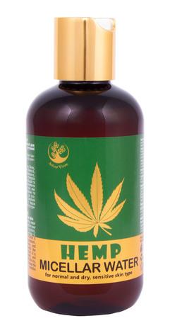Arbor Vitae Hemp Вода міцелярна з екстрактом насіння коноплі 200 мл 1 флакон