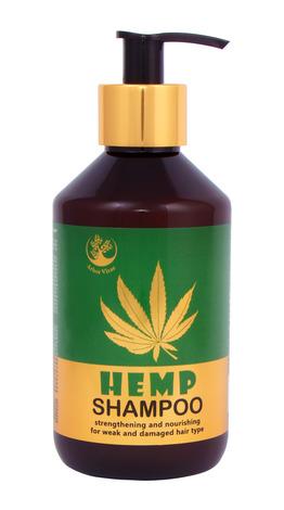 Arbor Vitae Hemp Oil Шампунь для волосся з олією насіння коноплі 300 мл 1 флакон