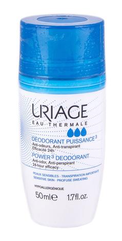 Uriage Дезодорант-антиперспірант потрійної сили 50 мл 1 флакон