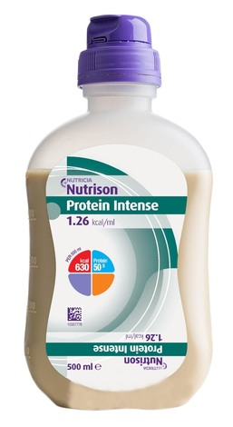 Nutricia Нутрізон Протеїн Інтенс Спеціалізоване харчування 500 мл 1 флакон