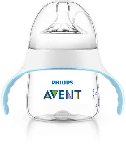 Avent Philips Natural Набір навчальний для переходу до пиття з чашки з 4 місяців SCF251/00 150 мл 1 шт