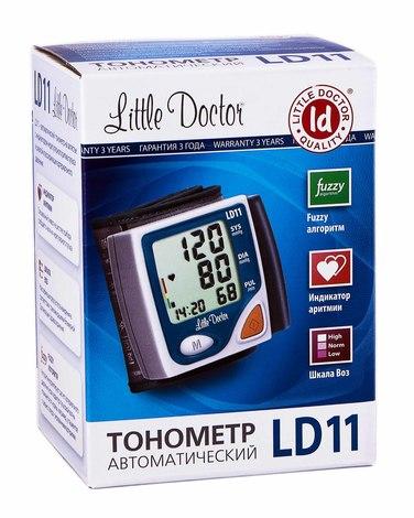 Little Doctor LD-11 Тонометр автоматичний на зап'ястя 1 шт