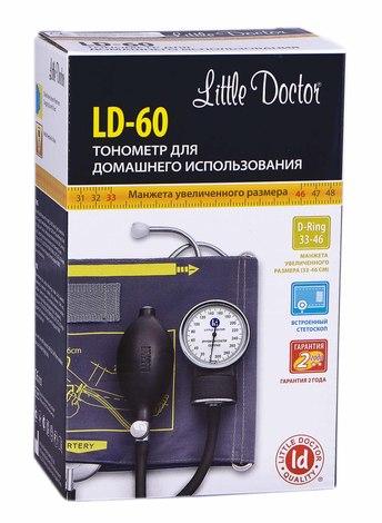 Little Doctor LD-60 Тонометр механічний 1 шт