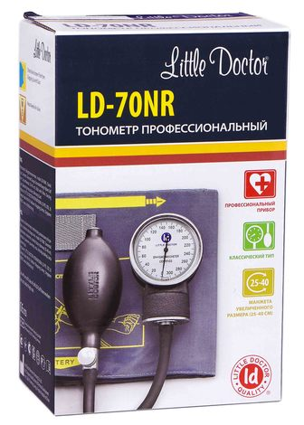 Little Doctor LD-70 NR Тонометр механічний 1 шт