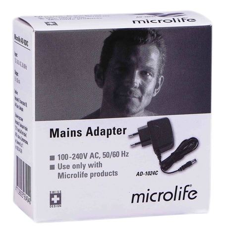 Microlife AD-1024 C Адаптер мережевий 1 шт