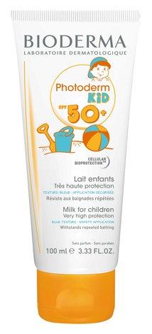 Bioderma Photoderm Kid Молочко сонцезахисне для дітей SPF-50+ 100 мл 1 туба