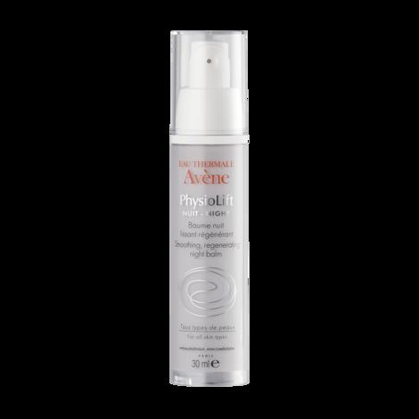Avene PhysioLift Бальзам нічний розгладжуючий та відновлюючий для всіх типів шкіри 30 мл 1 флакон