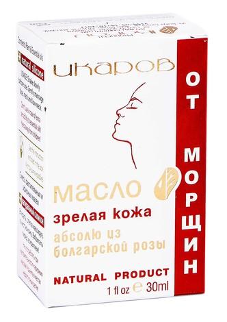 Ікаров Олія проти зморшок 30 мл 1 флакон