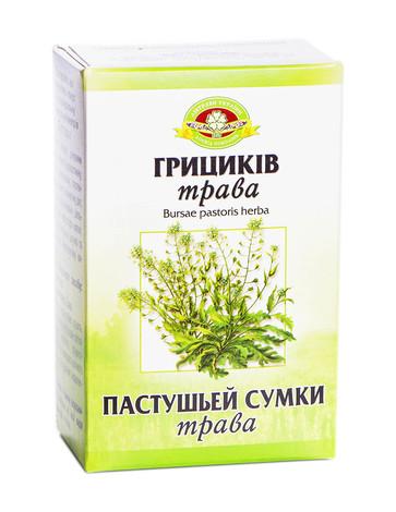 Ліктрави Грициків трава 60 г 1 пачка