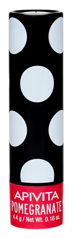 Apivita Бальзам для губ з гранатом 4,4 г 1 стік