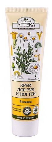Зелена Аптека Крем для рук ромашка 100 мл 1 туба