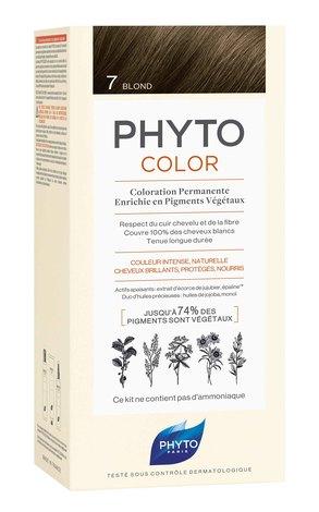 Phyto Phytocolor Крем-фарба 7 русий 100 мл 1 комплект