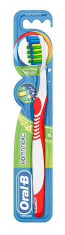 Oral-B Комплекс Зубна щітка середньої жорсткості Антибактеріальна 1 шт