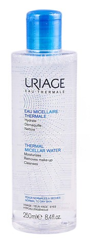 Uriage Міцелярна термальна вода для нормальної та сухої шкіри 250 мл 1 флакон