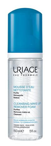 Uriage Очищуючий мус для зняття макіяжу 150 мл 1 флакон