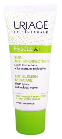 Uriage Hyseac Емульсія А.І. для жирної шкіри з недоліками 40 мл 1 туба