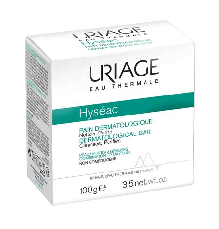 Uriage Hyseac Мило дерматологічне 100 г 1 шт