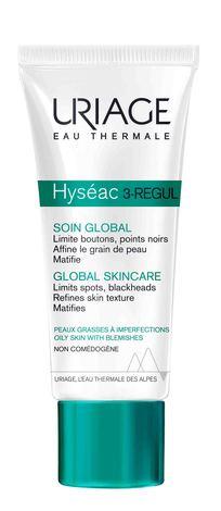 Uriage Hyseac 3-Regul Догляд універсальний  для жирної шкіри з недоліками 40 мл 1 туба