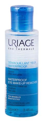Uriage Засіб двофазний для зняття водостійкого макіяжу з очей 100 мл 1 флакон
