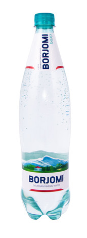 Borjomi Вода мінеральна сильногазована 1 л 1 пляшка