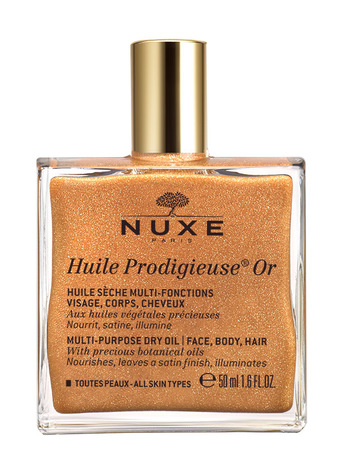 Nuxe Huile Prodigieuse Олія суха золота для шкіри та волосся 50 мл 1 флакон